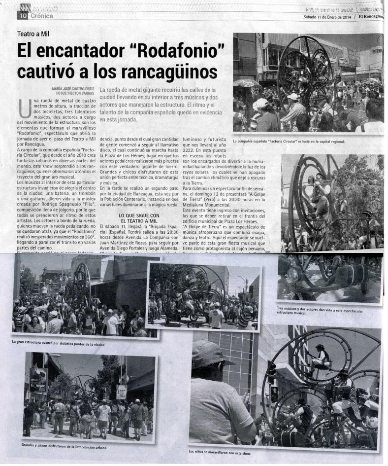 2014-01-11 EL RANCAGUINO_PAG1